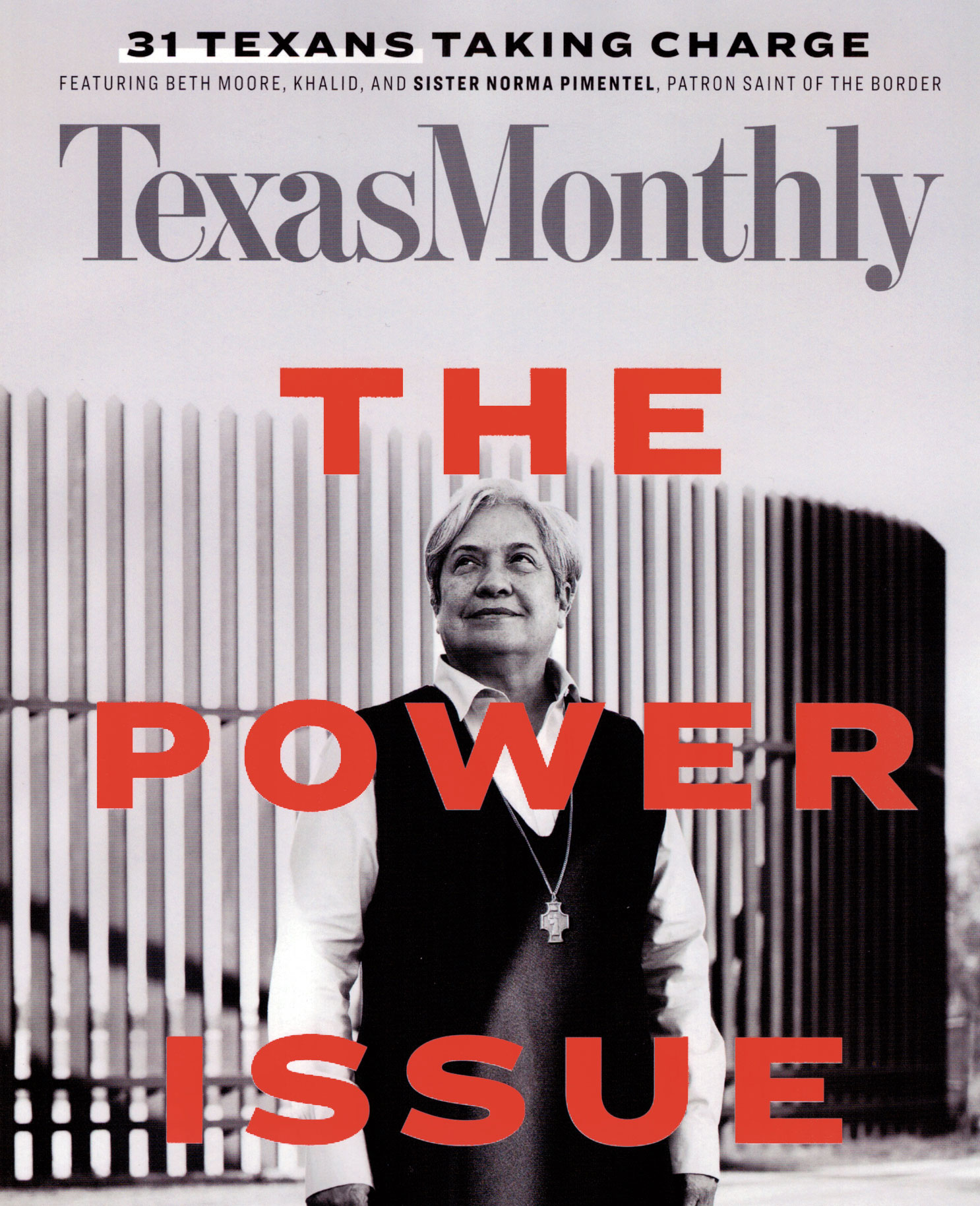 Texas Monthly Issue Dec 2018
