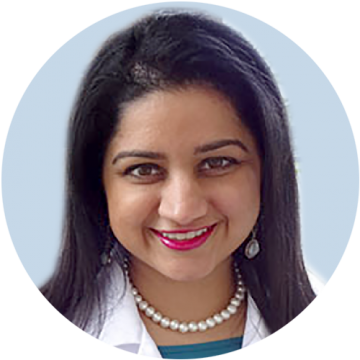 Houston Physician Assistant, Kruti Gandhi, PA-C