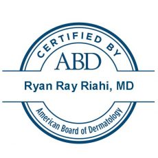 certified by abd - Dr. Riahi