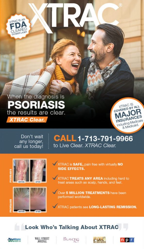 XTRAC for Psoriasis