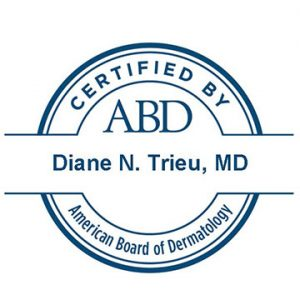 certified by abd - Dr. Trieu