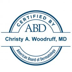 certified by abd - Dr. Woodruff