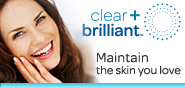 DermSurgery Associates of Houston offers facial rejuvenation treatments using Clear + Brilliant.