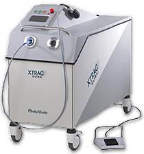 Xtrac laser.