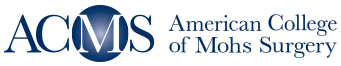 American College of Mohs Surgery logo.