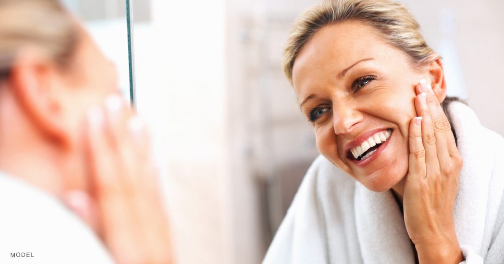 Why injectable dermal fillers may be the right choice in Houston, TX.