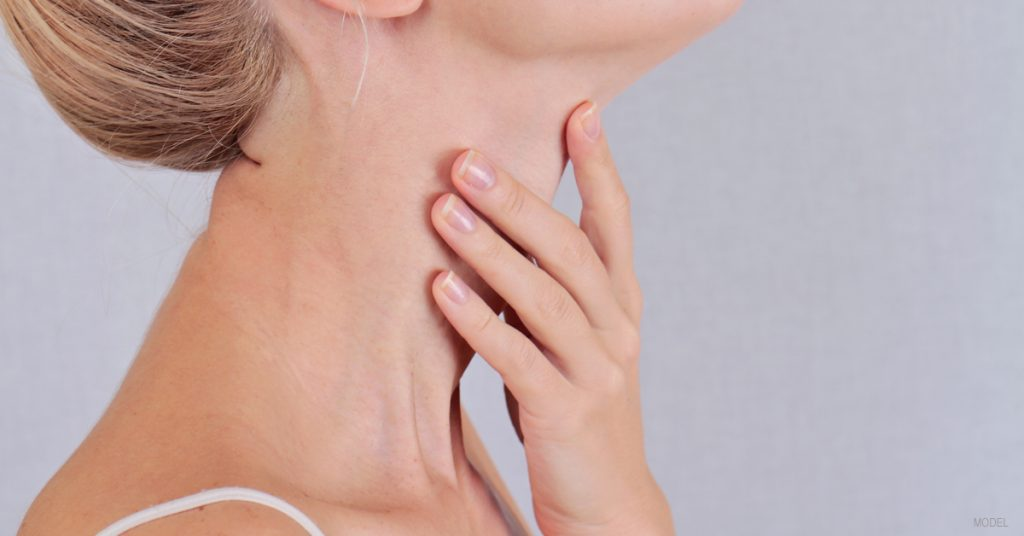 4 ways to improve your neck's appearance in Houston, TX.